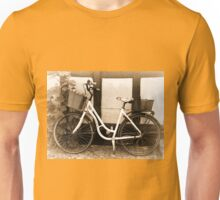 Vintage Classical  Bicycle Unisex T-Shirt