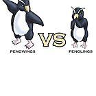 Pengwings VS Penglins by Mishcana
