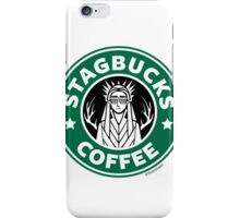 Elves at Stagbucks iPhone Case/Skin