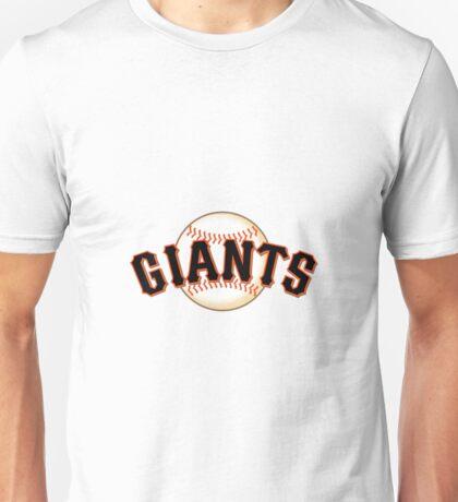San Fransisco Giants Unisex T-Shirt