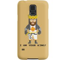 King Arthur - Monty Python and the Holy Pixel Samsung Galaxy Case/Skin