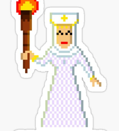 Zoot - Monty Python and the Holy Pixel Sticker