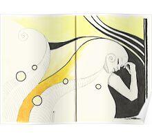Sketchbook Jak, 20-21 Poster