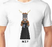 Knight of Ni - Monty Python and the Holy Pixel Unisex T-Shirt