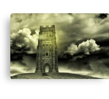 Magical Tor Canvas Print
