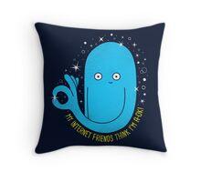 You're A-OK! Throw Pillow