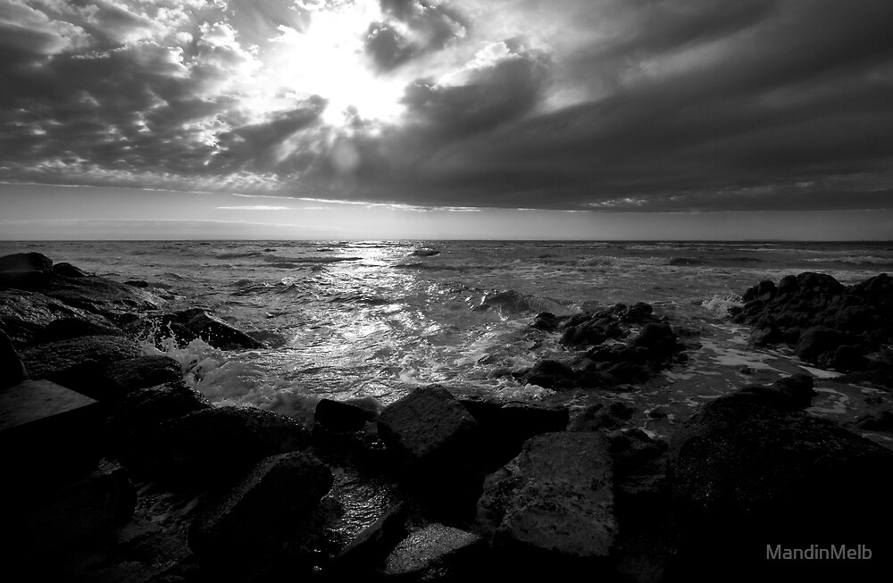 Rocky Beginnings by MandinMelb