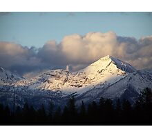 Mountain Living Photographic Print