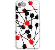 Red Dead Lollipops iPhone Case/Skin