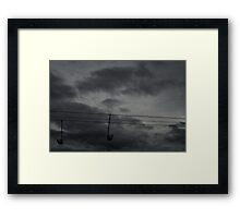 Post-war v.5 Framed Print
