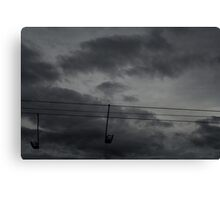 Post-war v.5 Canvas Print