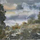 Landscape(untitled) by andy davis