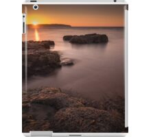 Sunset over Donegal iPad Case/Skin