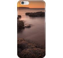 Sunset over Donegal iPhone Case/Skin