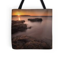 Sunset over Donegal Tote Bag