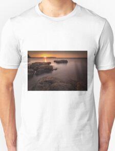 Sunset over Donegal Unisex T-Shirt