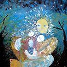 """ART by bec """"Starry Night"""" by ARTbybec"""