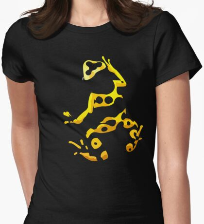 A Beautiful Death: THE GOLDEN WASP Womens Fitted T-Shirt