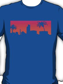 Miami Sunset T-shirt T-Shirt