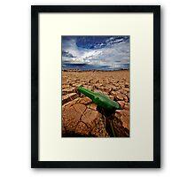 Lake Eppalock Framed Print