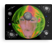 Eyes of The Universe Metal Print