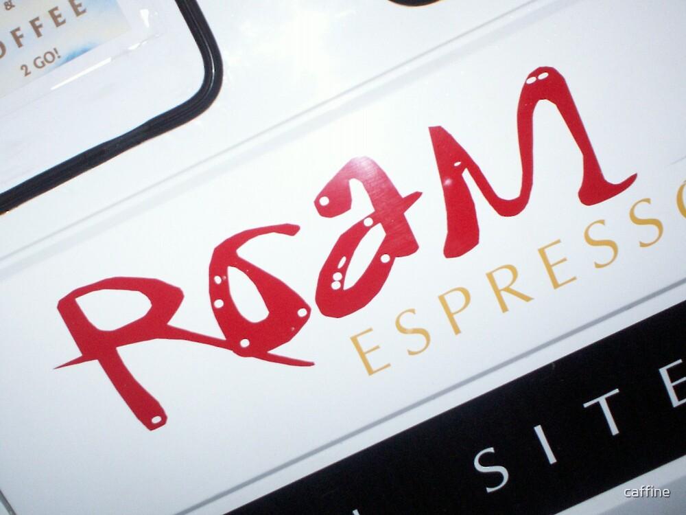 CAFFINE by caffine