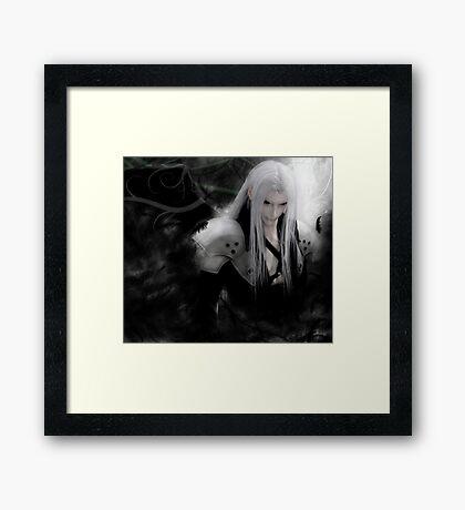 Final Fantasy Sephiroth Framed Print