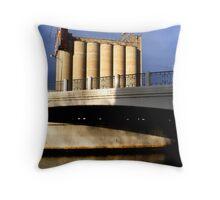 The River Nilex Throw Pillow