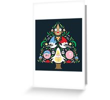 Regular Family Tree Greeting Card