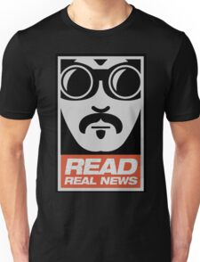 read real news Unisex T-Shirt