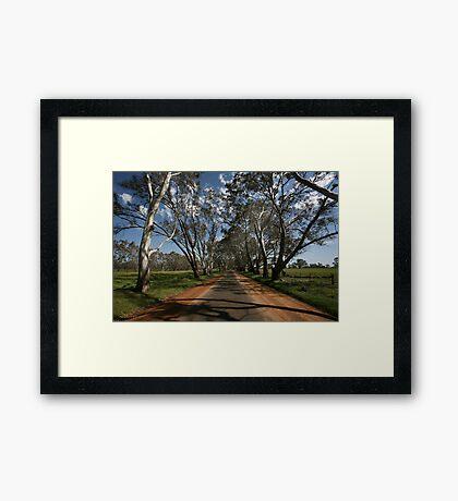 Apsley Framed Print