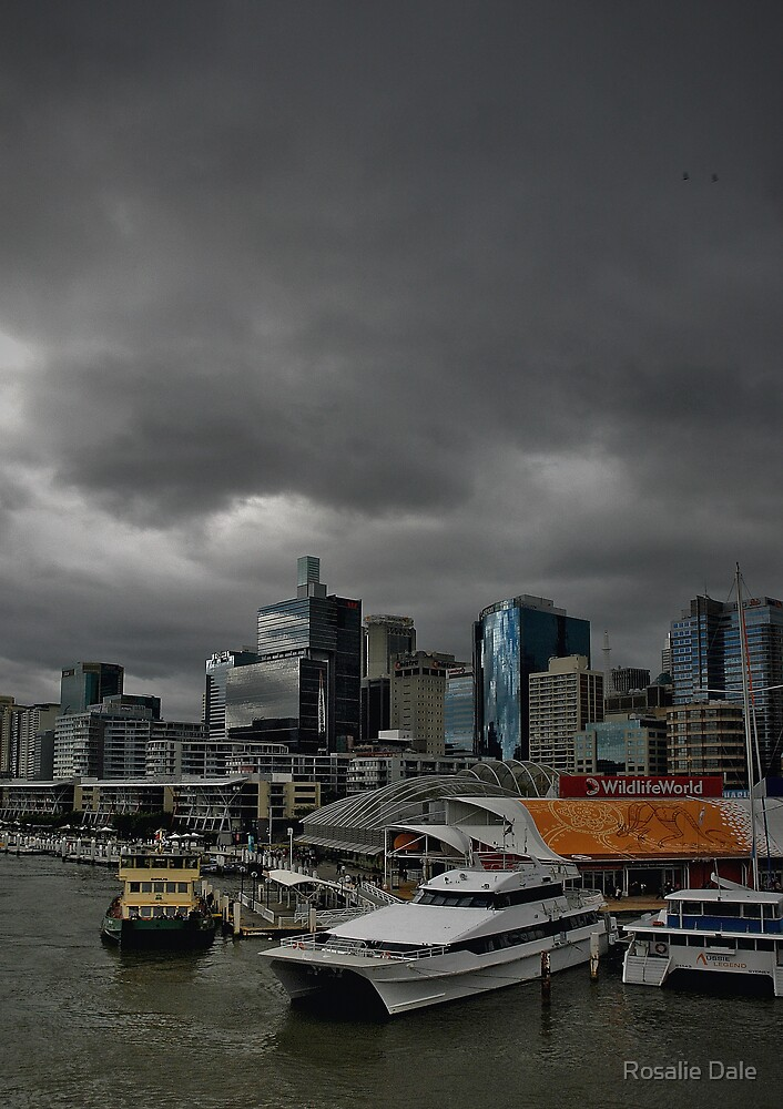 Darling Harbour by Rosalie Dale