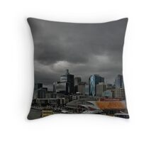 Darling Harbour Throw Pillow