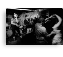 Dance @ Joes Canvas Print