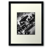 Swing of the Century Framed Print