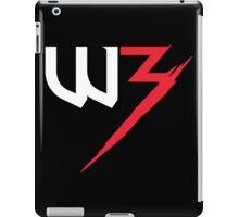 TW3 iPad Case/Skin