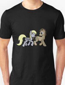 Time Bubbles - No Background Unisex T-Shirt