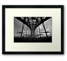 Sydney Harbour Bridge (Int) Framed Print