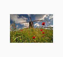Windmill poppies  Unisex T-Shirt