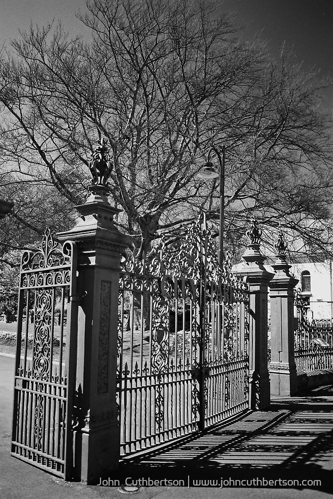City Park, Launceston by John  Cuthbertson   www.johncuthbertson.com