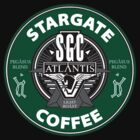 Stargate Coffee Pegasus by Michael Bourgeois