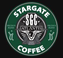 Stargate Coffee Pegasus Kids Clothes