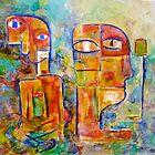 """ART by bec """"Talk"""" by ARTbybec"""