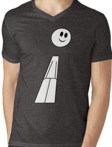 Vintage i Smile 1970 Mens V-Neck T-Shirt