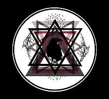 Black Crow by bum-bom
