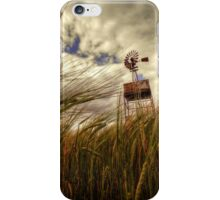 Barley and the pump iPhone Case/Skin