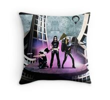 OFC Only Female Corporation  Throw Pillow