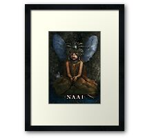 Naai Framed Print