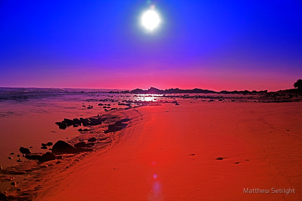 Hastings Point NSW by Matthew Setright