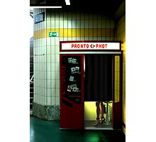 Pronto Phot Photographic Print